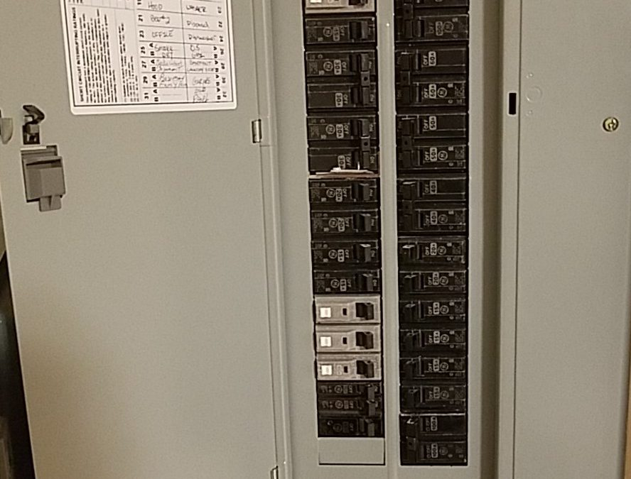 Electrical Panel Safety in the Home