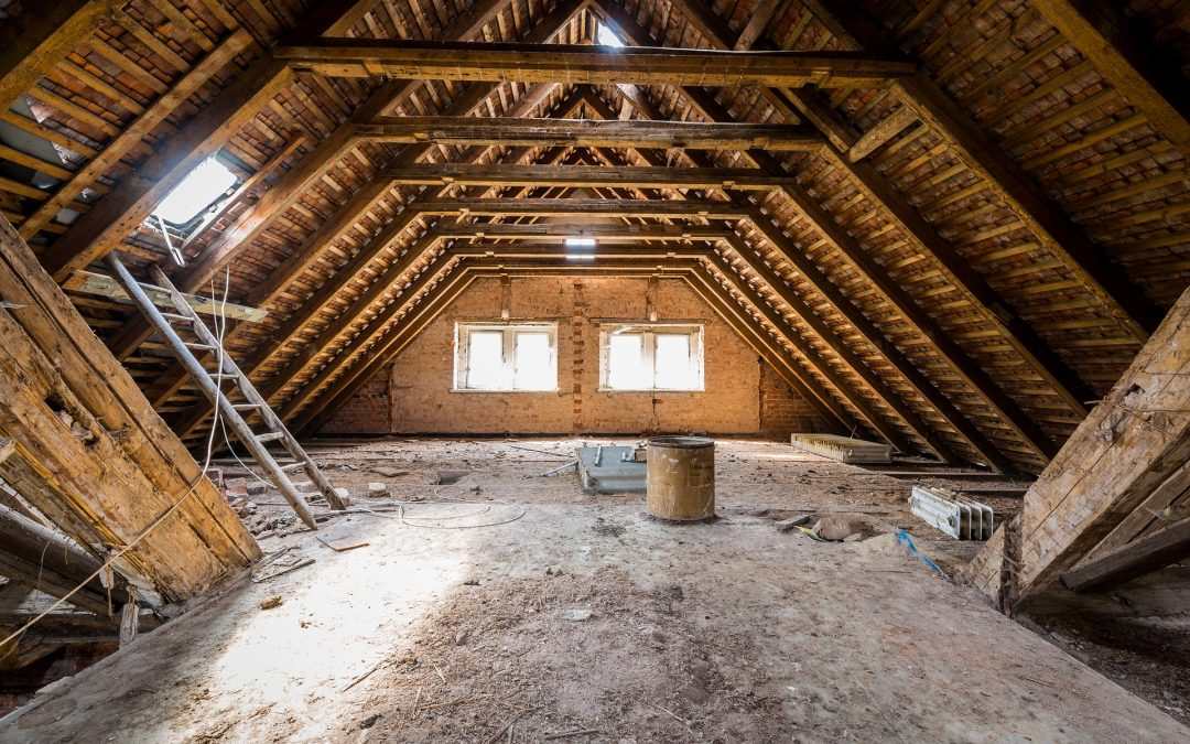Attic Insulation and Ventilation